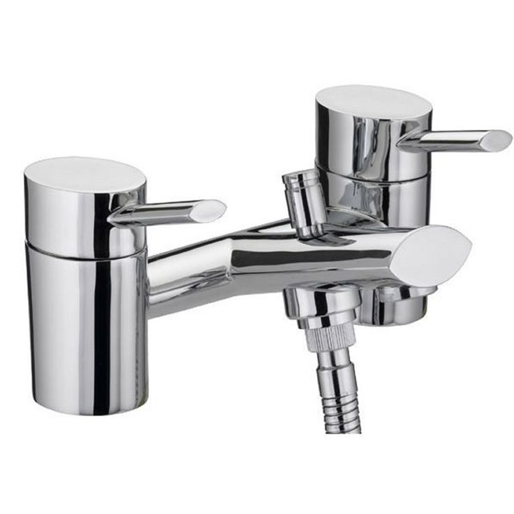 Find Bristan Oval Bath Shower Mixer Tap At Homebase Visit Your Local Store For The