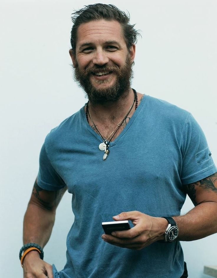 Tom Hardy: doing it right!