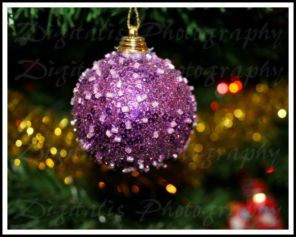 1000+ Images About Purple And Gold Christmas On Pinterest