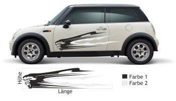 Fahrzeugdekor Carvinyl -Cool Car- Aufkleber fürs Auto