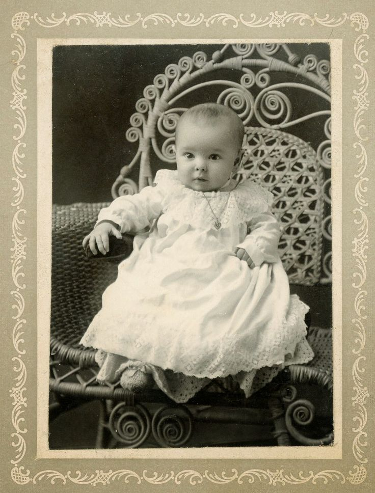 The Old Trunk in the Attic: Friday's Faces from the Past - Palmer children