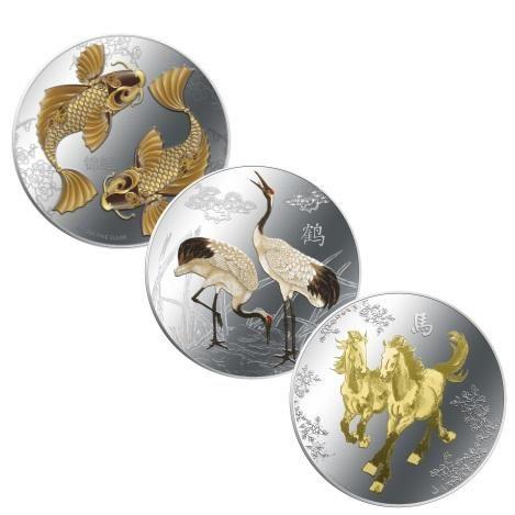 Feng Shui - Feng Shui Horses, Feng Shui Cranes, Feng Shui Koi