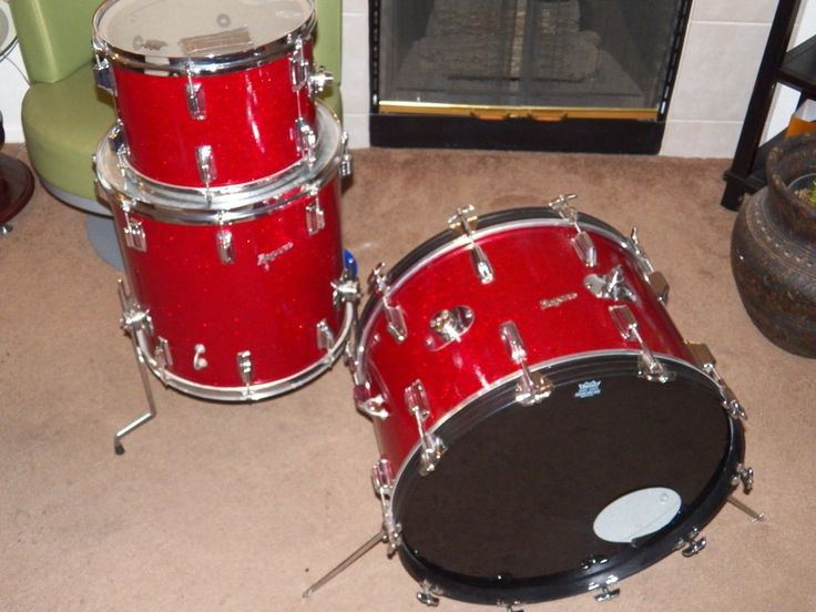 1425 best images about ye olde vintage drum shoppe on for 13 floor tom