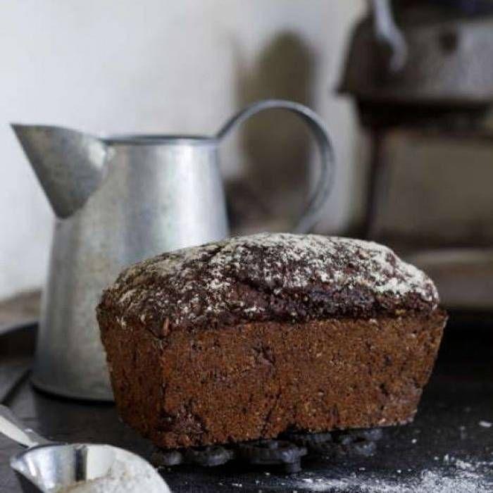 Danskt rågbröd - Mitt Kök