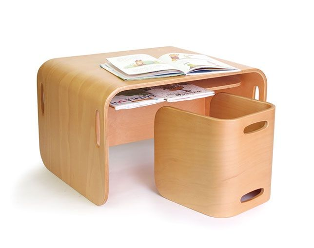 HOPPL ColoColo Chair & Deskのメイン写真