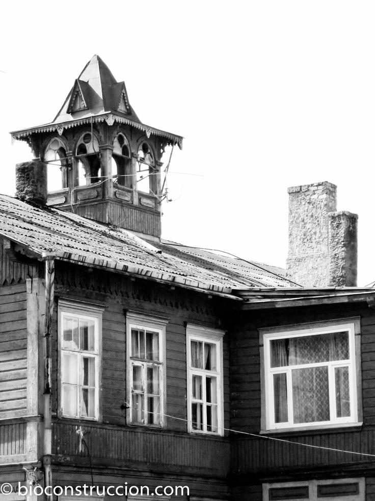 Kalamaja, Tallinn, district of wooden houses