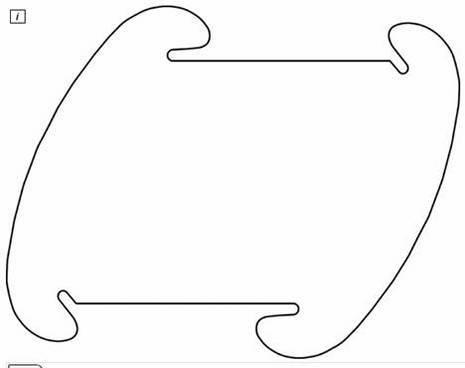 Pattern for DIY Polygon Lamp Shade