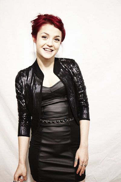 Kathryn Prescott aka Emily Fitch from Skins. I WANT TO BE HER