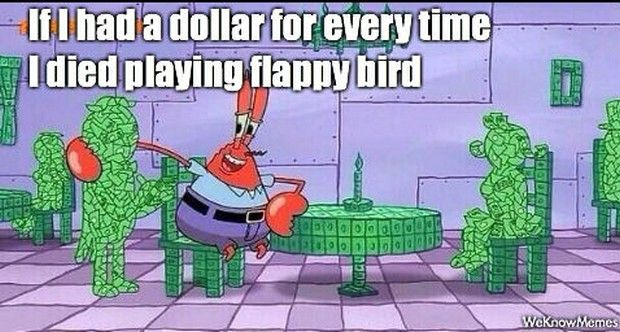 25 Of The Funniest Flappy Bird Memes