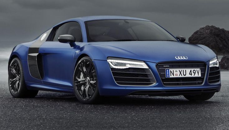 2013 Audi R8 HD Wallpapers