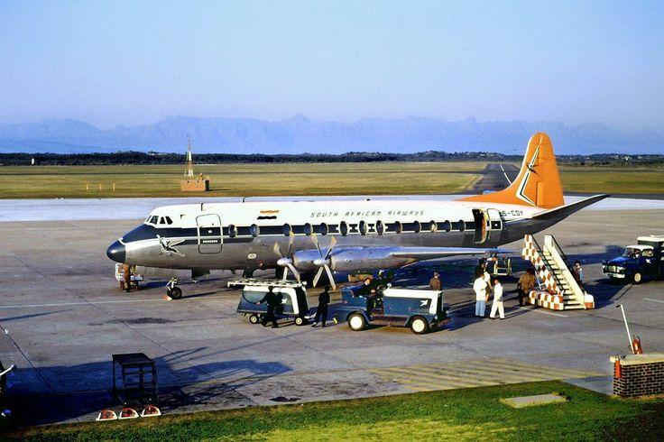 Vickers Viscount 1969.   Flickr - Photo Sharing!