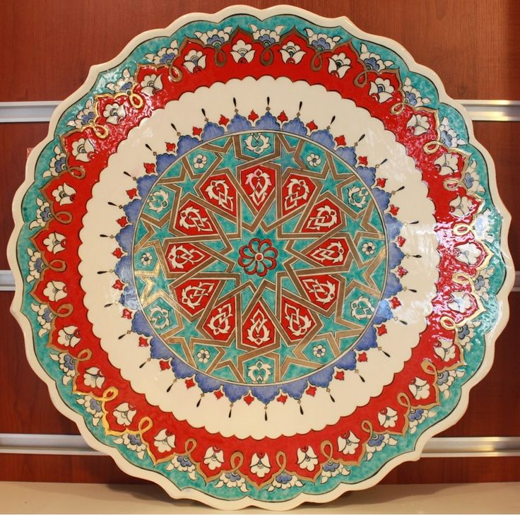 ceramic plate
