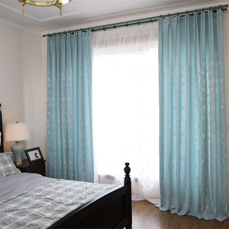 best 25 light blue curtains ideas on pinterest kitchen breakfast nooks breakfast nooks and. Black Bedroom Furniture Sets. Home Design Ideas
