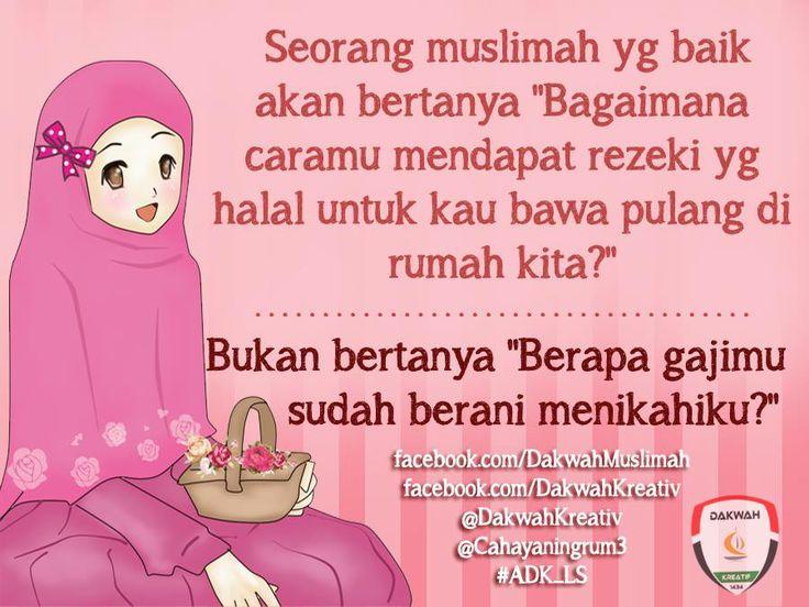 muslimah...