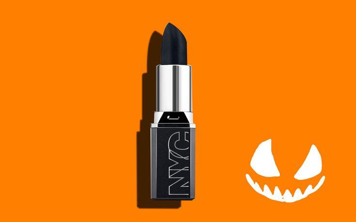 Go to the dark side - NYC Lipstick