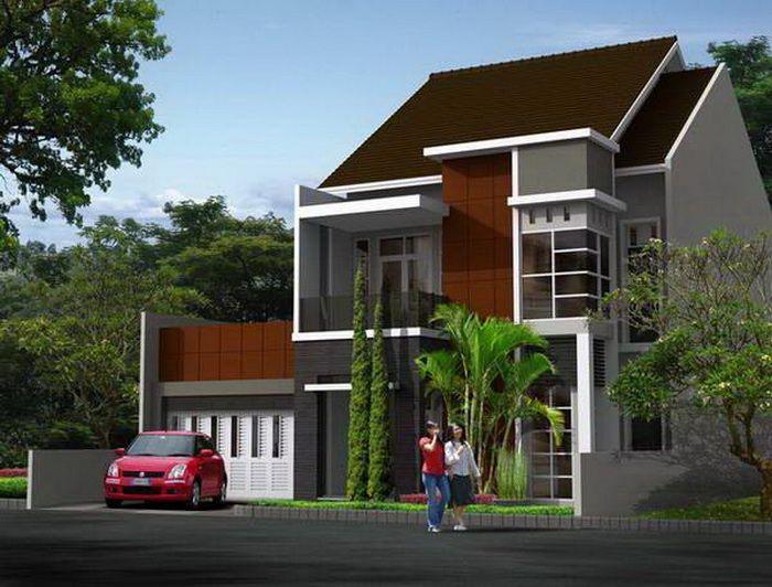 annahape desain rumah minimalis