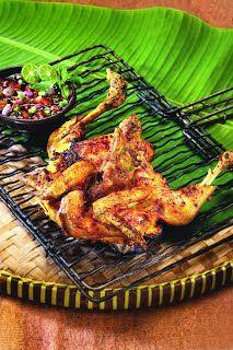 Bekakak Ayam | Makanan Khas Cilegon Yang Makyos Banget