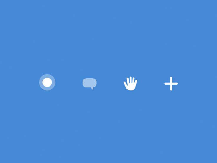 Menu animation by Javi Pérez #UI