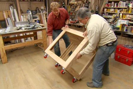 How To Build A Utility Cart A Well Toms And Old Houses