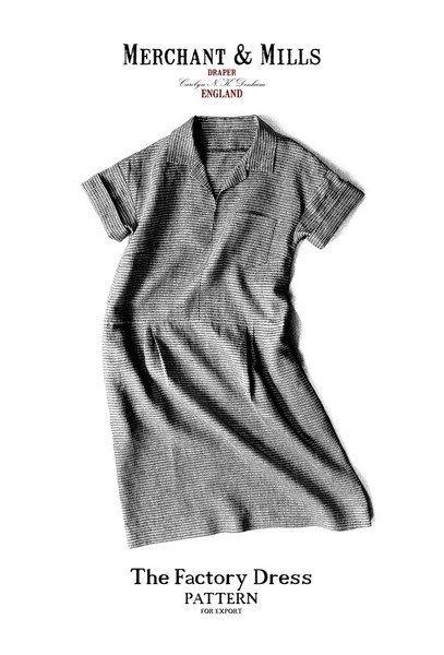 Merchant & Mills Factory dress
