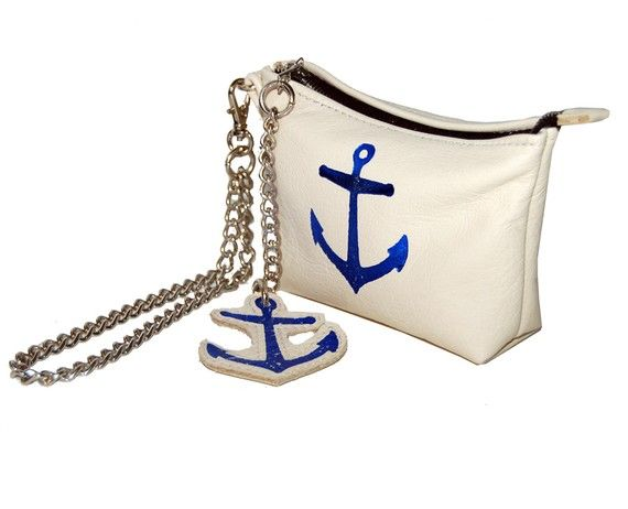 Edward de Lacy nautical purse