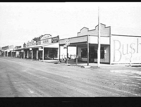 HUDSON & HOLLOWAY, RUPANYUP: JULY 1940