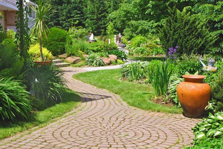 como fazer elevações no paisagismo do jardim - Pesquisa Google