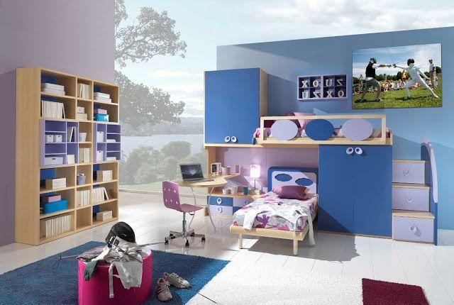 idée déco chambre ado fille moderne | idées déco pour maison moderne