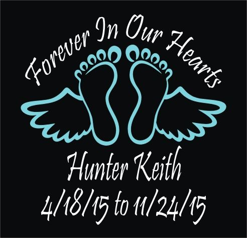 Best Cancer Remembrance Ribbon Decals Images On Pinterest - Custom vinyl decals omaha