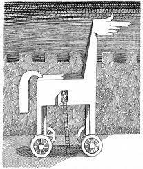 Daniel Mróz, ilustracja