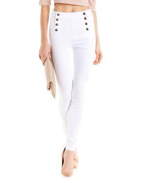 Cello Skinny Sailor Jeans #CharlotteLook