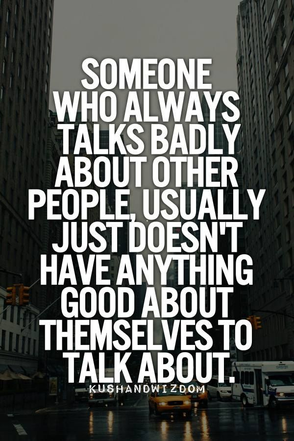 And People Greedy About Talk Quotes Who You Are