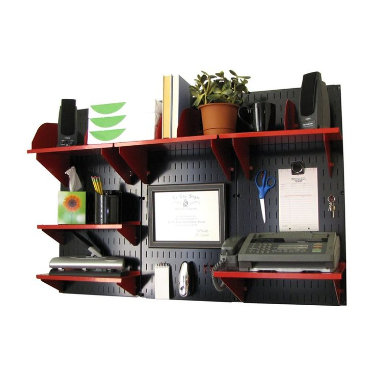 Wall Storage Office: 1000+ Ideas About Wall Mounted Desk On Pinterest