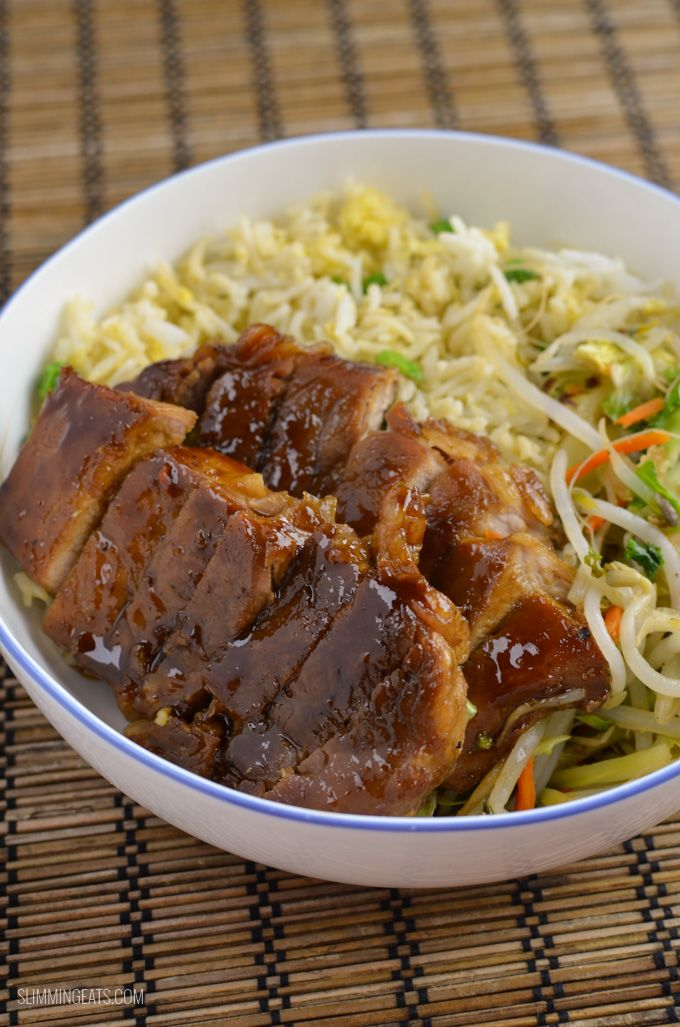 I have been making this Chinese Pork for years. I love the flavour of Hoisin sauce and with the other ingredients it adds a delicious taste to the dish. I do recommend marinating the pork for the time stated if you can, just so that it can soak in some of those flavours before cooking....Read More »