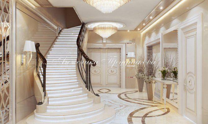 Дизайн дома в стиле арт-деко в усадьбе Морозовых
