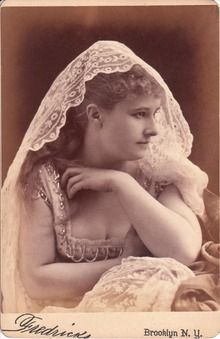 Josephine Sarah Marcus (1861-1944), an  American part time actress and dancer.AT an early age she runs away from home and works as a prostitute for a short period of time. She meets Wyatt Earp and she became  best known for being his common law wife.