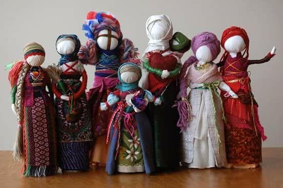 Motanki - słowiańskie lalki spełniające marzenia