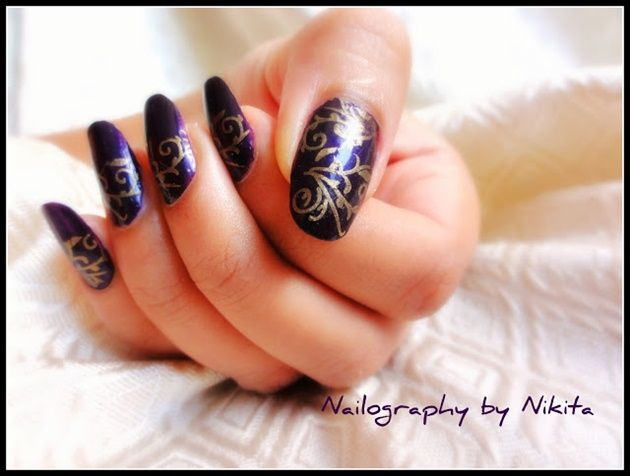46 best Nailography by Nikita images on Pinterest | Nailart, Art ...