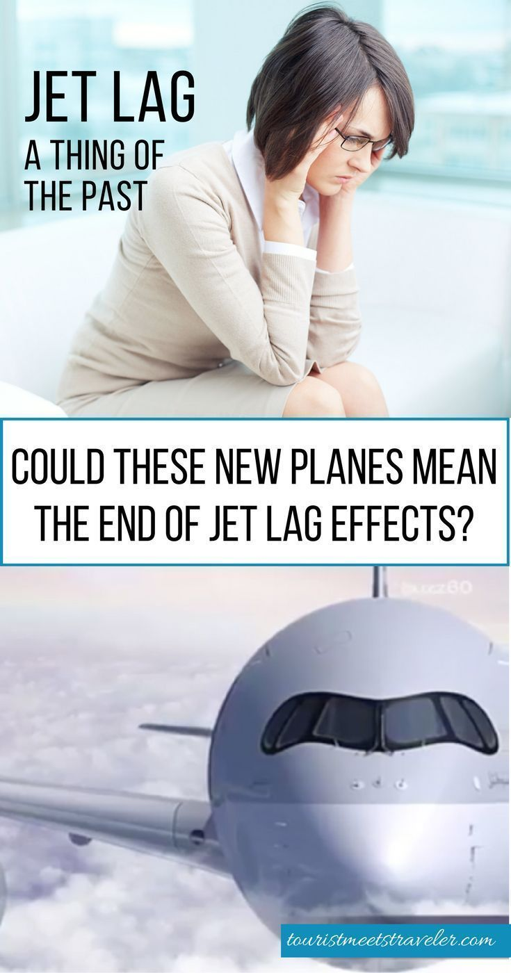 Do you suffer from jet lag after taking long flights?  Looking for ways to combat jet lag?  These new planes could mean the end of the jet lag side effects.