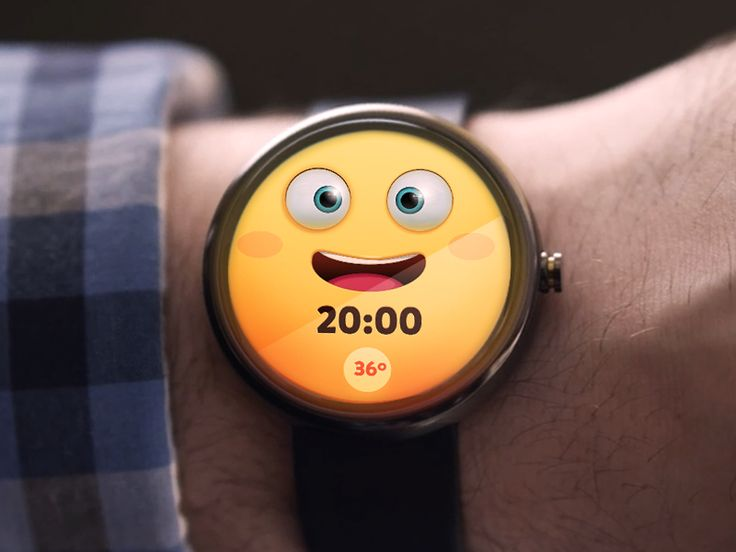 Android Wear Weather App by Samuel Suarez