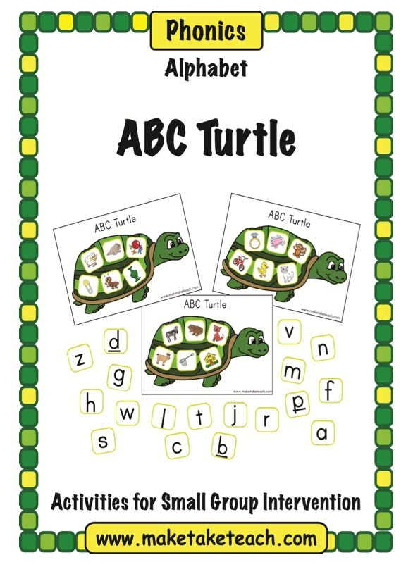 Language art ideas for preschool