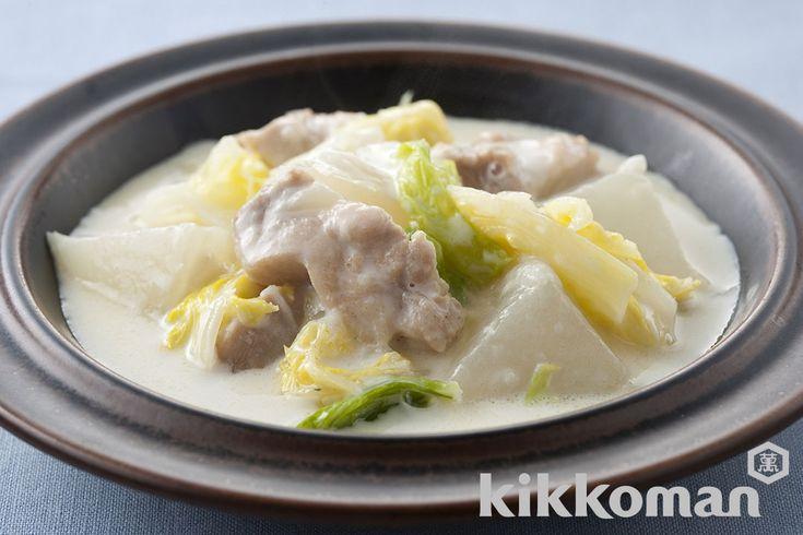 大根と白菜のクリーム煮のレシピをご紹介。鶏肉と大根と白菜と生クリームを使って簡単お手軽に調理できます。炒め物や煮物から揚げ物まで様々な献立レシピを簡単検索!お弁当や健康(ダイエット)レシピもご用意しています。キッコーマンのレシピサイト【ホームクッキング】