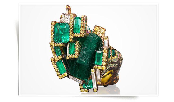 Fine jewelry treasures 2014