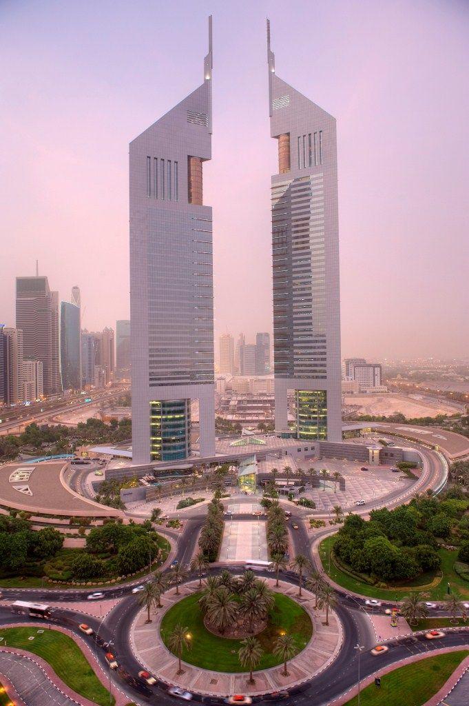 Jumeirah Emirates Tower, #Dubai