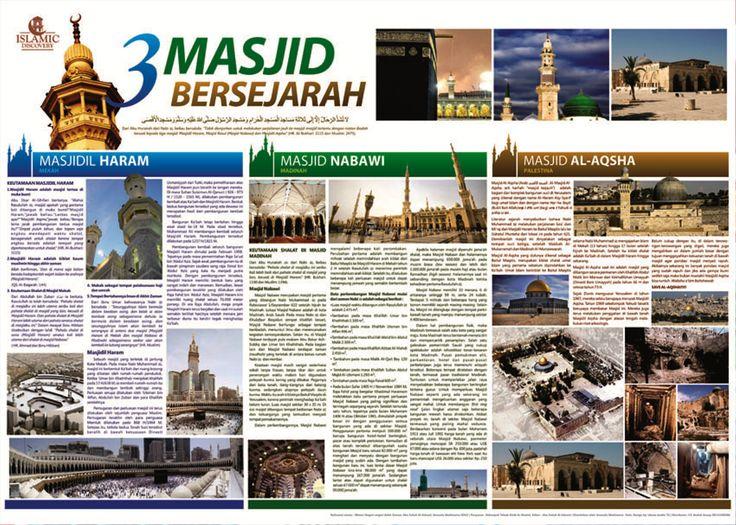 Seri Ensiklopedia Islam. 3 Mesjid Bersejarah.