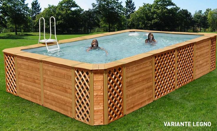 Piscine per giardini piscina piscine da giardino per - Vendita terra da giardino ...