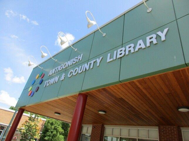 Antigonish Town and County Library, Antigonish, NS