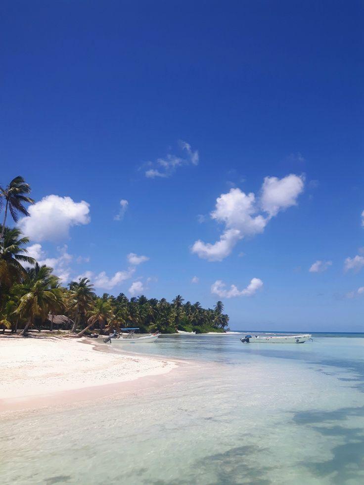République Dominicaine,Île Saona Nyári képek, Nyár és Képek