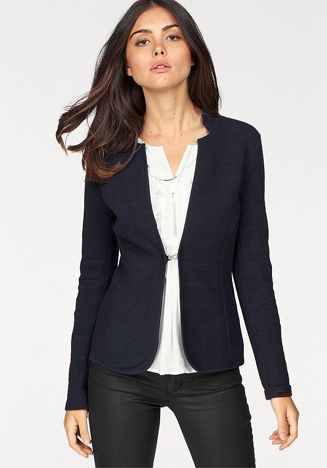 Tom Tailor Sweatblazer Jetzt bestellen unter: https://mode.ladendirekt.de/damen/bekleidung/blazer/sweatblazer/?uid=0ca6be18-4f18-55ad-a63b-747767a96f0d&utm_source=pinterest&utm_medium=pin&utm_campaign=boards #blazer #sweatblazer #bekleidung