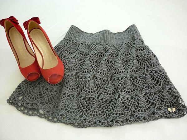 Top 10 Crochet polleras